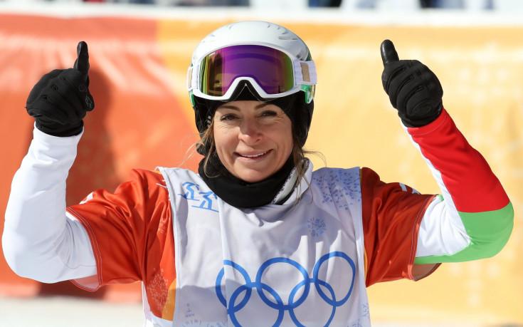 Жекова мина квалификациите в сноубордкроса на Световната купа в Москва