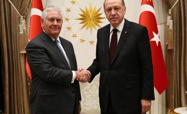 Турция и САЩ се разбраха да не се нападат в Сирия