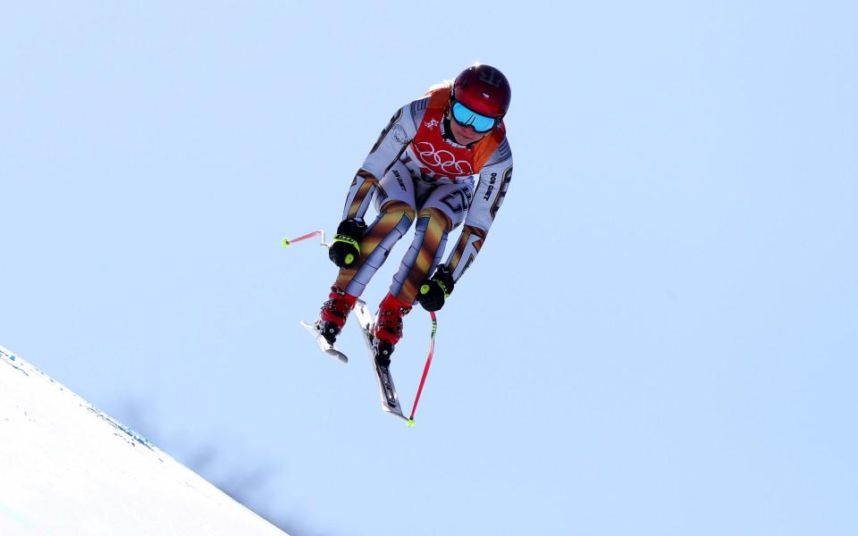 Сноубордистка хвърли бомбата с титла в супергигантския слалом