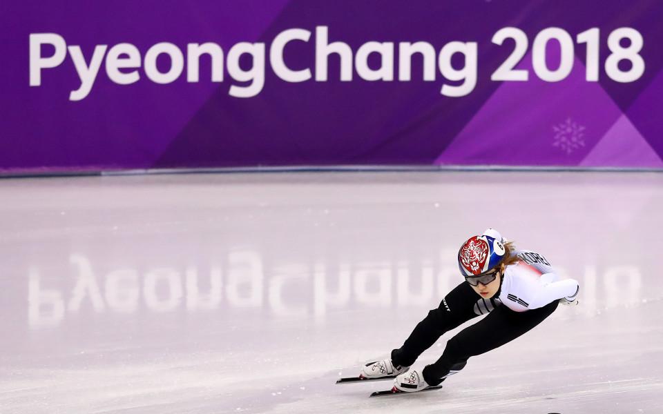 Минджон Чой стана олимпийска шампионка на 1500 метра