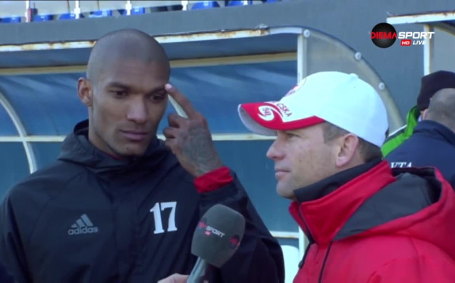 Голямата звезда на ЦСКА Фернандо Каранга заяви, че би жертвал