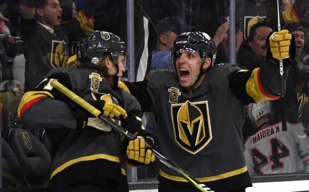 Дебютантът в Националната хокейна лига Лас Вегас победи гостуващия Монреал
