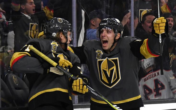 Лас Вегас оглави класирането в НХЛ