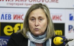 Мила Кьосева: В България ми е по-добре, отколкото в Италия