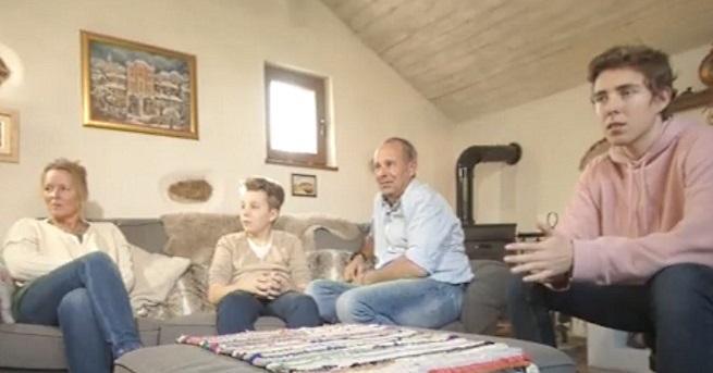 Семейство Уилс от Австралия идват на гости в България и