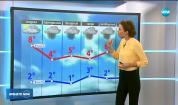 Прогноза за времето (18.02.2018 - обедна емисия)