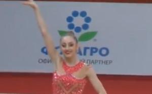 Боряна Калейн завърши с бронз в Москва