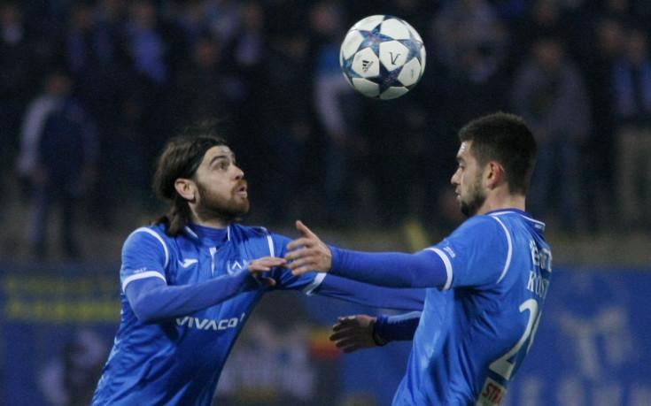 Левски само без Ривалдиньо от новите срещу Септември