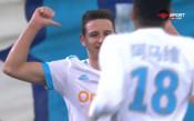 Марсилия - Бордо 1:0 /първо полувреме/