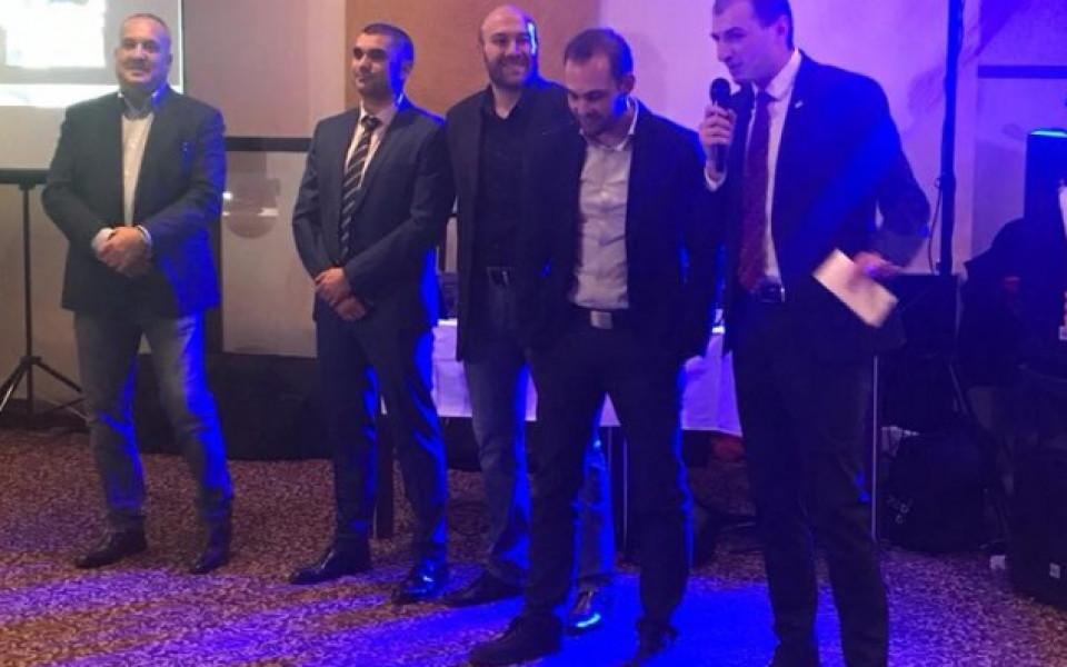 Таекуондото раздаде годишните си награди на гала вечер