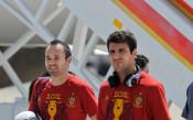 Фабрегас: Иниеста може да играе още много години