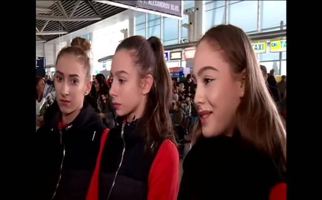 Със седем медала се завърнаха българските гимнастички от турнира по