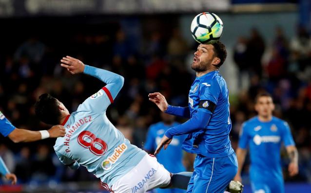 Отборът на Хетафе победи Селта Виго с 3:0 като домакин