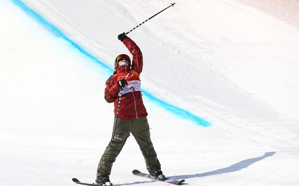 Канадка спечели златен медал  в дисциплината халфпайп