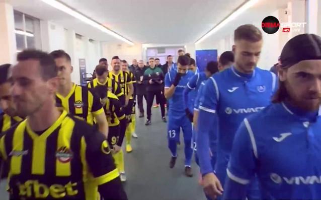 Левски постигна трудна победа над Ботев с 1:0 в двубой