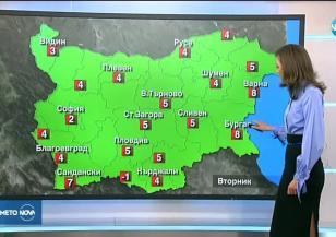 Прогноза за времето (20.02.2018 - обедна емисия)