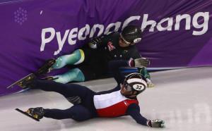 Корея спечели  щафетата в шорттрека