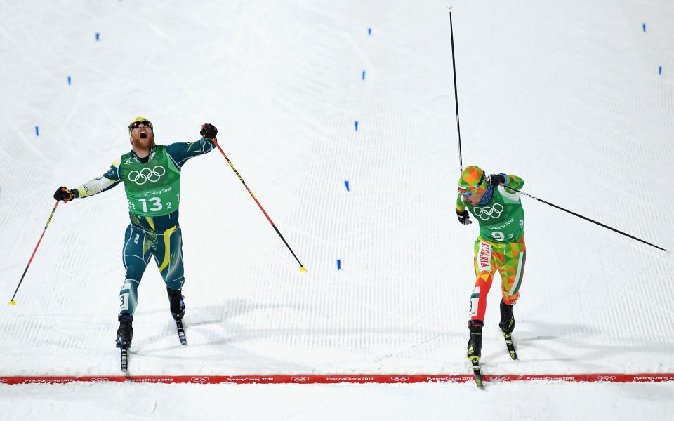 България 12-а в полуфинала на отборния спринт в Пьонгчанг