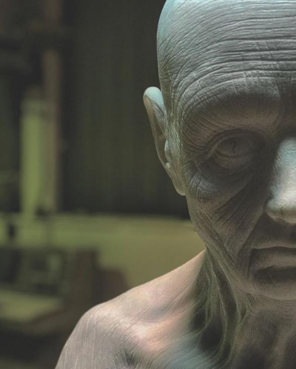- Първото впечатление, което правят скулптурите на Яго Кардило (Jago Jacopo Cardillo), са за нещо истинско, човешко, добро. Дори след като човек...