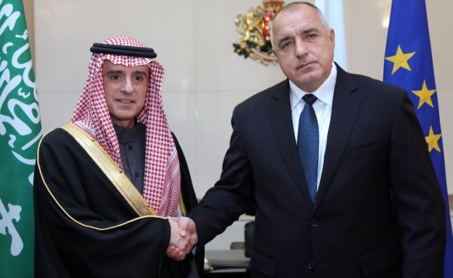 Чакаме инвестиции от Саудитска Арабия