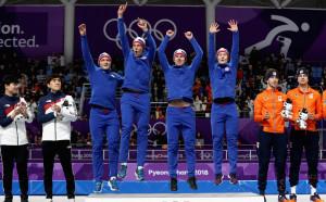 Знаменит рекорд на Норвегия на Игрите в Пьонгчанг