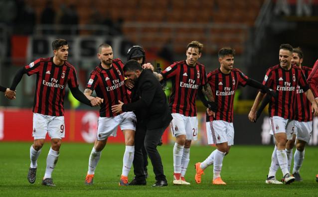 Вчерашното изявление на собственика на Милан – Йонхон Ли, което