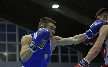 Само един българин излиза в третия ден на Световното по бокс в Белград