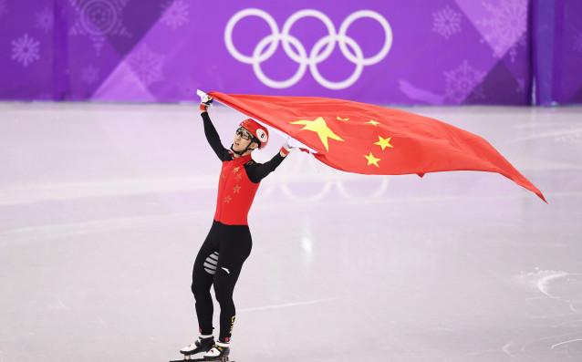 Китаец с олимпийска титла и нов световен рекорд