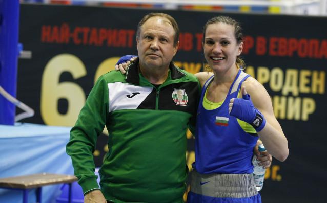 Още три медала си осигуриха националните ни състезателки от 69-ото