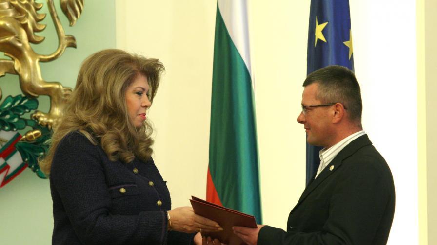 Българско гражданство за спасител от Лим