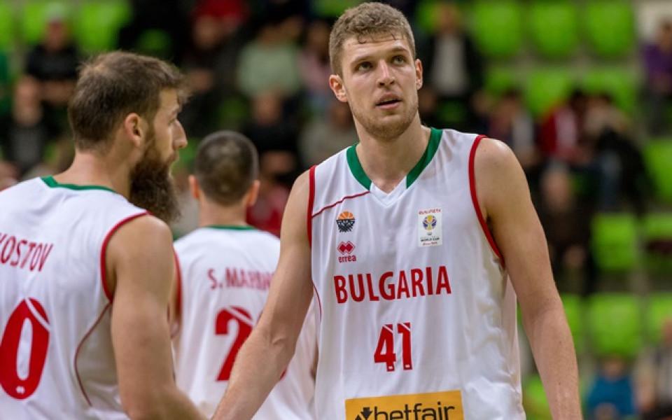 Александър Везенков: Не знаем как да затваряме такива мачове