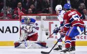 Георгиев в своя дебют в НХЛ<strong> източник: Gulliver/GettyImages</strong>