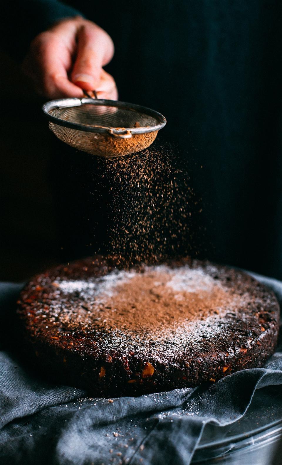 кекс сладко