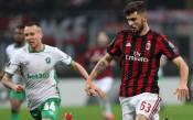 Милан обмисля да награди Кутроне след изявите му срещу Лудогорец