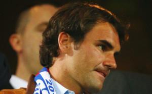 Големият фен на Базел Федерер приветства новите играчи