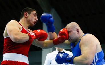 Белберов отново на финал за Купа Странджа