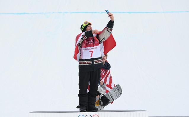Канадецът Себастиен Тутан спечели олимпийската титла в дисциплината Биг Еър