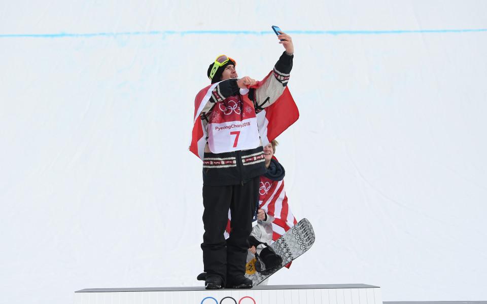 Канадец тримфира с олимпийската титла в дисциплината Биг Еър
