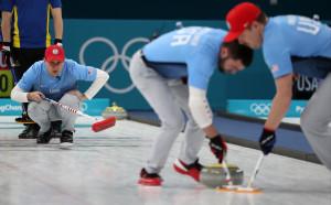 САЩ с историческа олимпийска титла в кърлинга