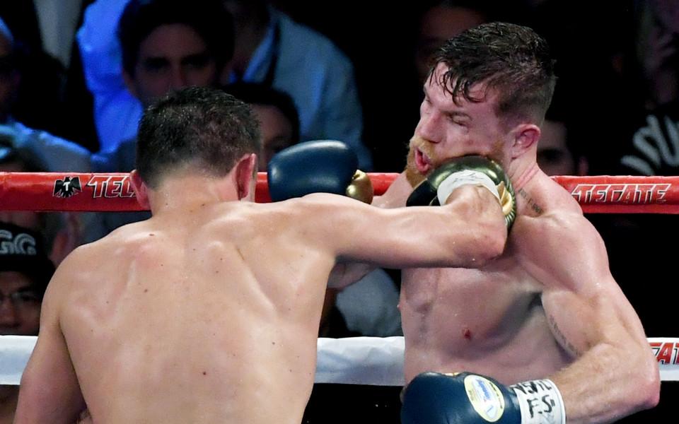 Официлно: Реваншът между Головкин и Алварес в Лас Вегас