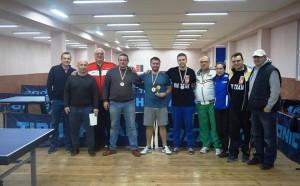 Триумф за дебютант в Медийната лига по тенис на маса
