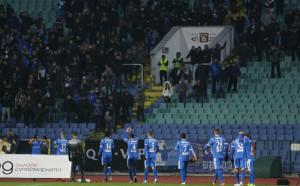 Дебютни голове донесоха шампанско на нападател на Левски