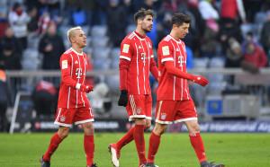 Херта развали победната серия на Байерн Мюнхен