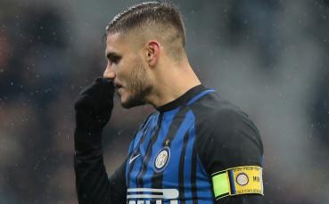 Мауро Икарди: Искам  да спечеля трофей  с Интер този сезон