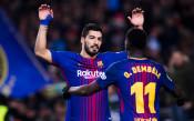 Барселона - Жирона 6:1<strong> източник: Gulliver/GettyImages</strong>