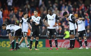 Валенсия пак мина временно пред Реал след лека победа