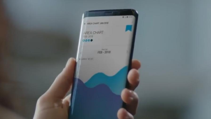 Samsung Galaxy S9, чийто дизайн ще е сходен с този на S10, но с някои важни промени