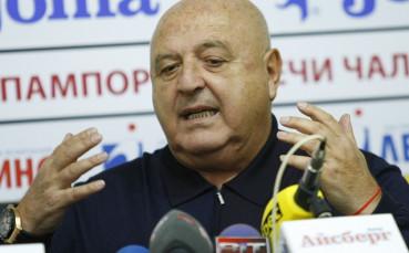 Венци Стефанов: Нали сега е модерно да се помага на Левски