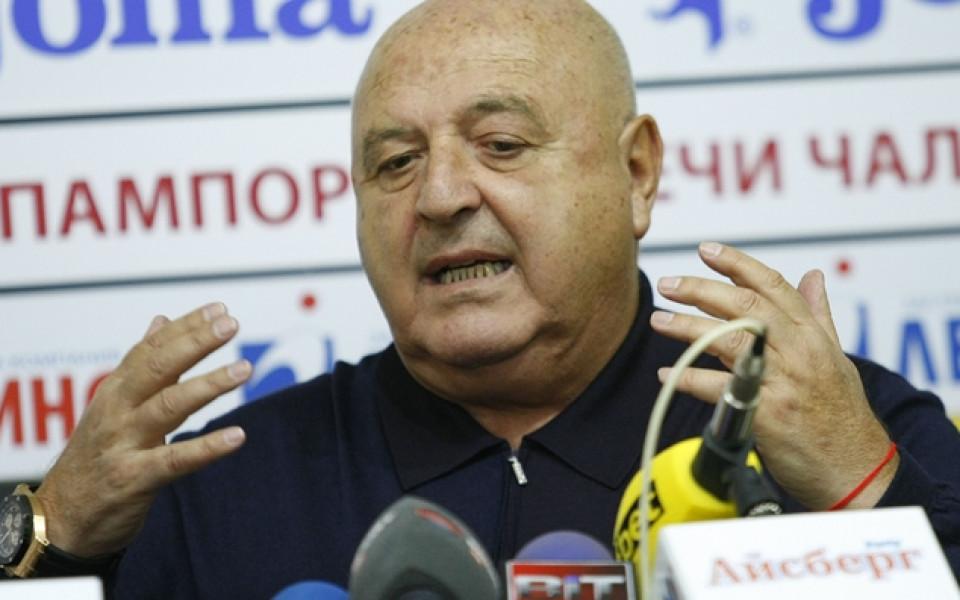 Венци Стефанов: Хвана ме страх от Загорчич и напуснах съблекалнята