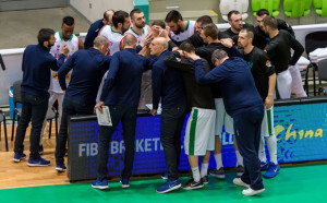 Баскетболистите последни в групата си от световните квалификации